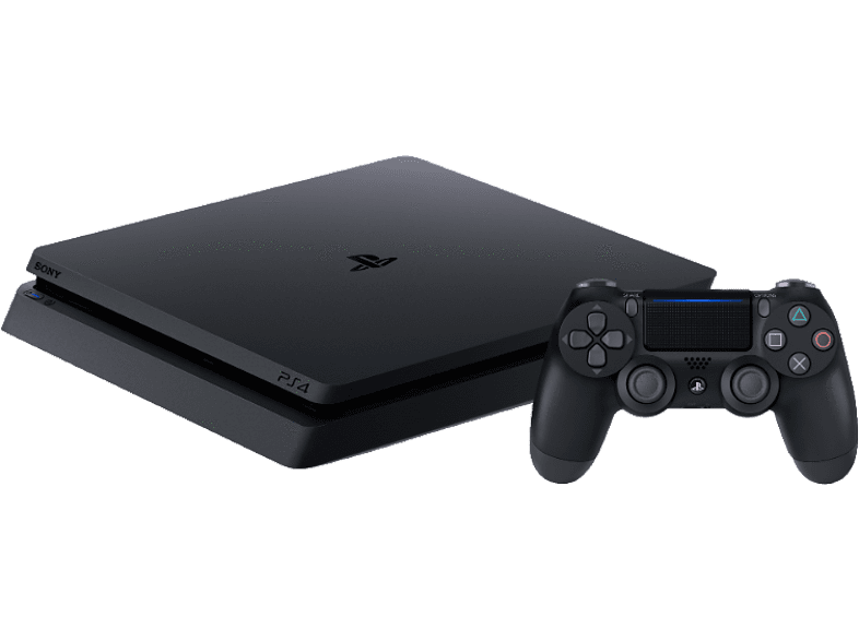Playstation 4 (Slim 500GB) Zwart