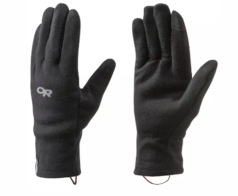 Woolly Sensor Liner Gloves
