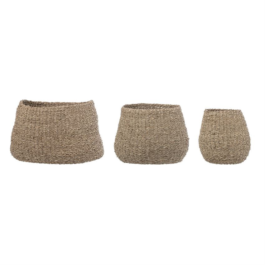 Taper Seagrass Baskets