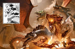 Dungeons & Dragons Art & Arcana [special Edition, Boxed Book & Ephemera Set]: A Visual History