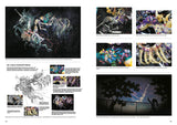 A photo of the artbook The Art of Bravely Second: End Layer
