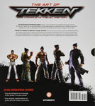 A photo of the artbook The Art of Tekken: The Complete Visual History Hc Deluxe Edition