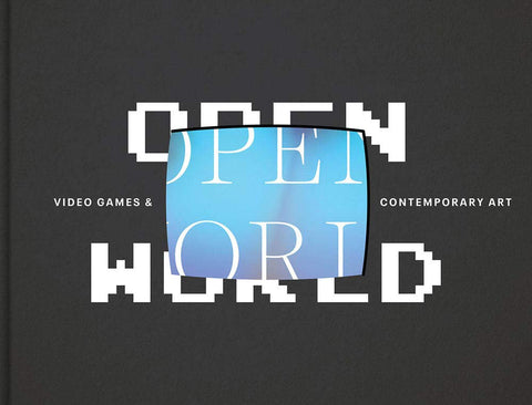 A photo of the artbook Open World: Video Games and Contemporary Art