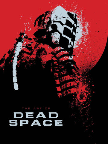 A photo of the artbook The Art of Dead Space