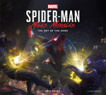A photo of the artbook Marvel's Spider-Man: Miles Morales the Art of the Game