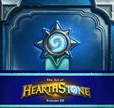 A photo of the artbook The Art of Hearthstone: Year of the Mammoth
