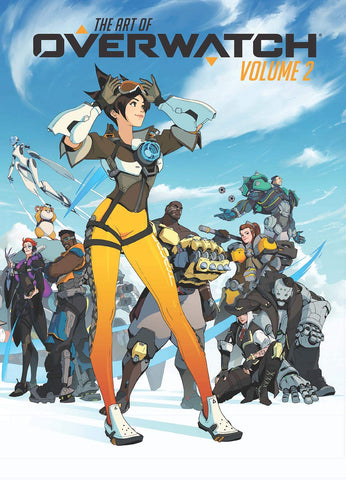 The Art of Overwatch, Volume 2