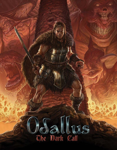 Odallus: The Dark Call, Volume 1: The Art and Story Behind the Best Castlevania in Years
