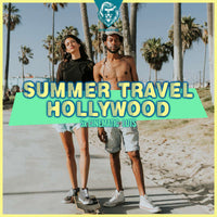 FREE! SUMMER TRAVEL HOLLYWOOD | Best Free Cinematic LUTs