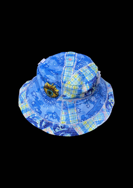 CHAPEAU BUCKET PATCHWORK