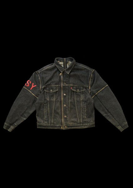 VESTE DENIM RR