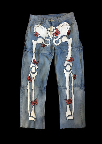 PANTALON SKELETON