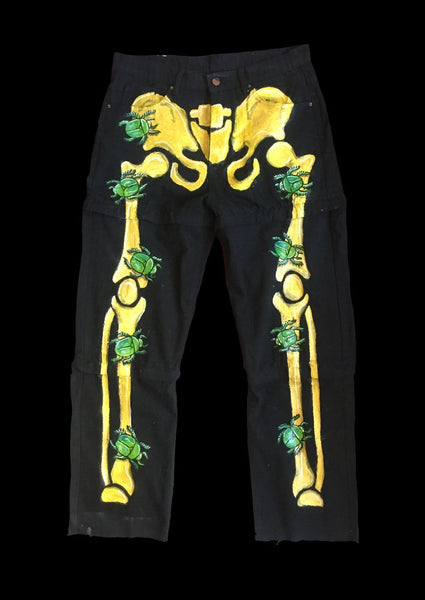 PANTALON PHARAON SKELETON