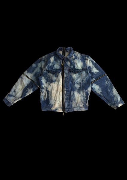 VESTE DENIM OURAGAN