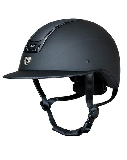 Tipperary Royal Wide Brim Gloss Helmet