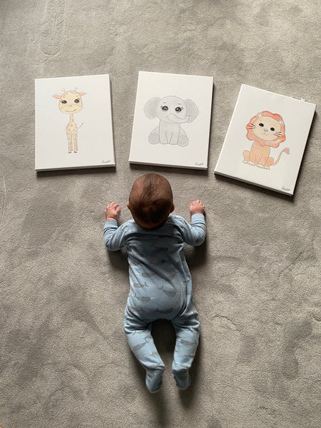 Designing Your Dream Baby Nursery— Lala By Nee