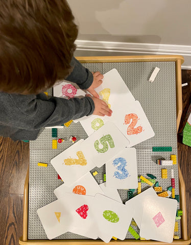 Learning sets at home