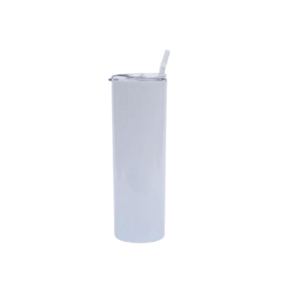 20oz Skinny Straight Sublimation Tumbler