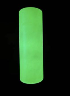 20oz Glow in the Dark Sublimation Tumbler