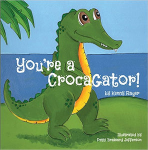 You're a Crocogator