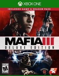 Mafia III Deluxe Edition Xbox One