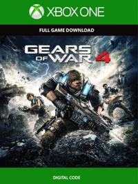 Gears of War 4 Xbox One Cod