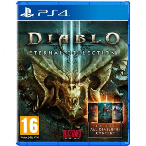 Diablo III: Eternal Collection PS4