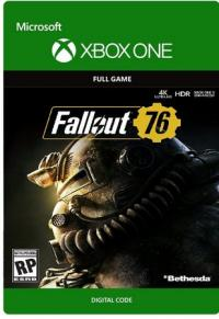 Fallout 76 Xbox One Cod