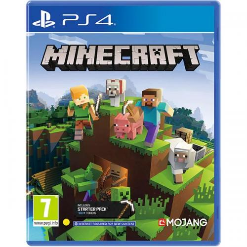 Minecraft Bedrock Edition PS4