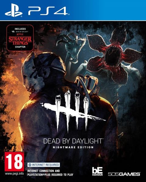 DEAD BY DAYLIGHT NIGHTMARE ED PS4