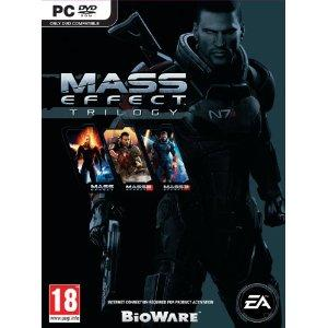 MASS EFFECT TRILOGY PC