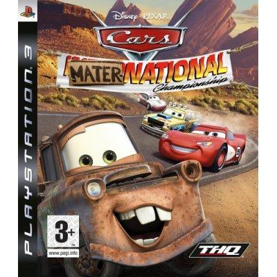 Cars Mater-National Championship (PS3)