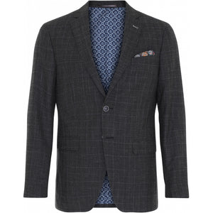 Load image into Gallery viewer, Fresco Wool Stretch Blazer