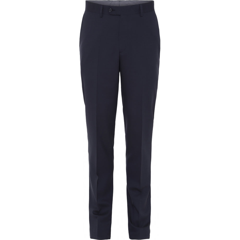 Maine Stretch Wool Modern Fit Pant NOS - NAV Navy