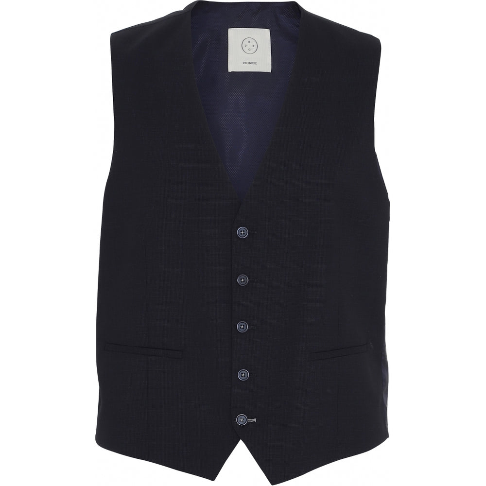 Load image into Gallery viewer, Moods Wool Vest NOS