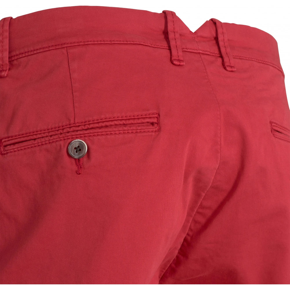 Load image into Gallery viewer, Pio Cotton Stretch Chino - RED Red