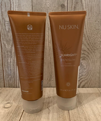 Sunright Insgta Glow Sunless Tanner