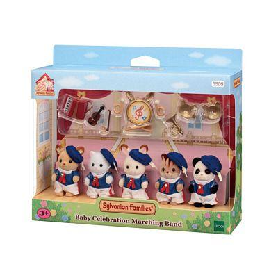 SYLVANIAN FAMILIES BABY MARCHING BAND