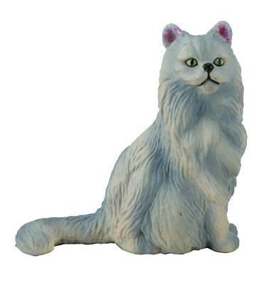 COLLECTA PERSIAN CAT - SITTING
