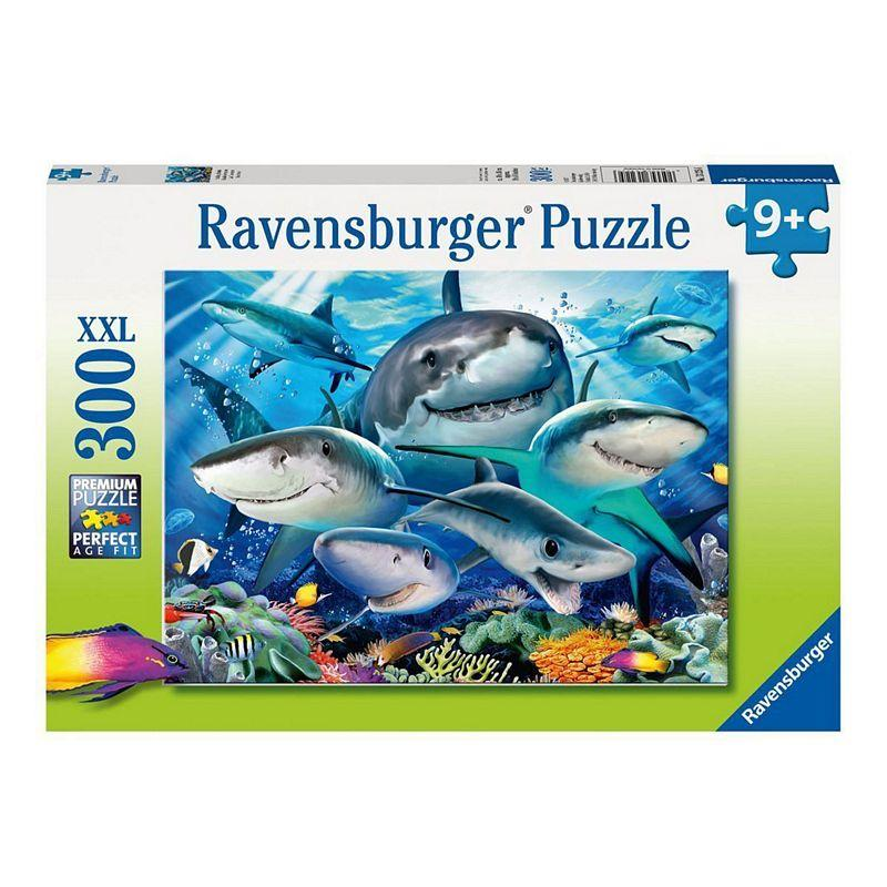 RAVENSBURGER SMILING SHARKS 300PC
