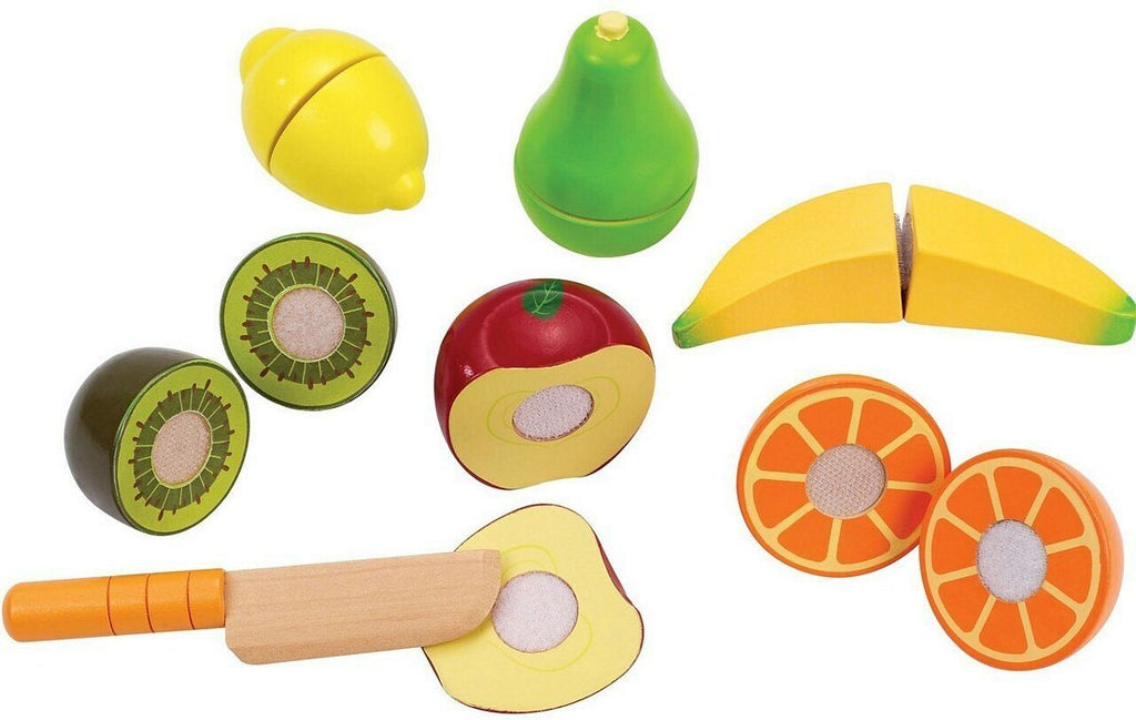 HAPE FRESH FRUIT CUTTING SET