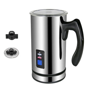 Automatic Electric Cappuccinator Hot Cold Coffee Maker