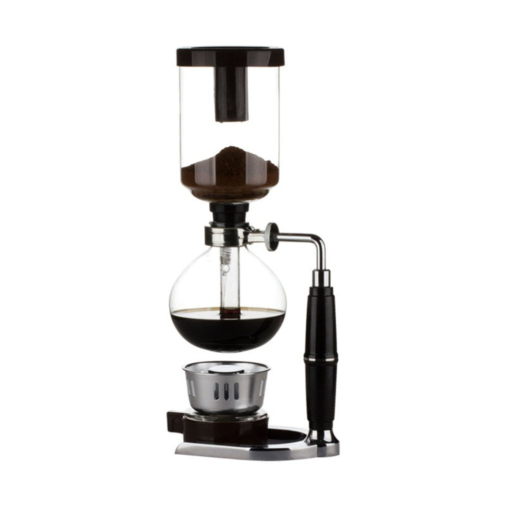 3Cups Siphon Coffee Maker