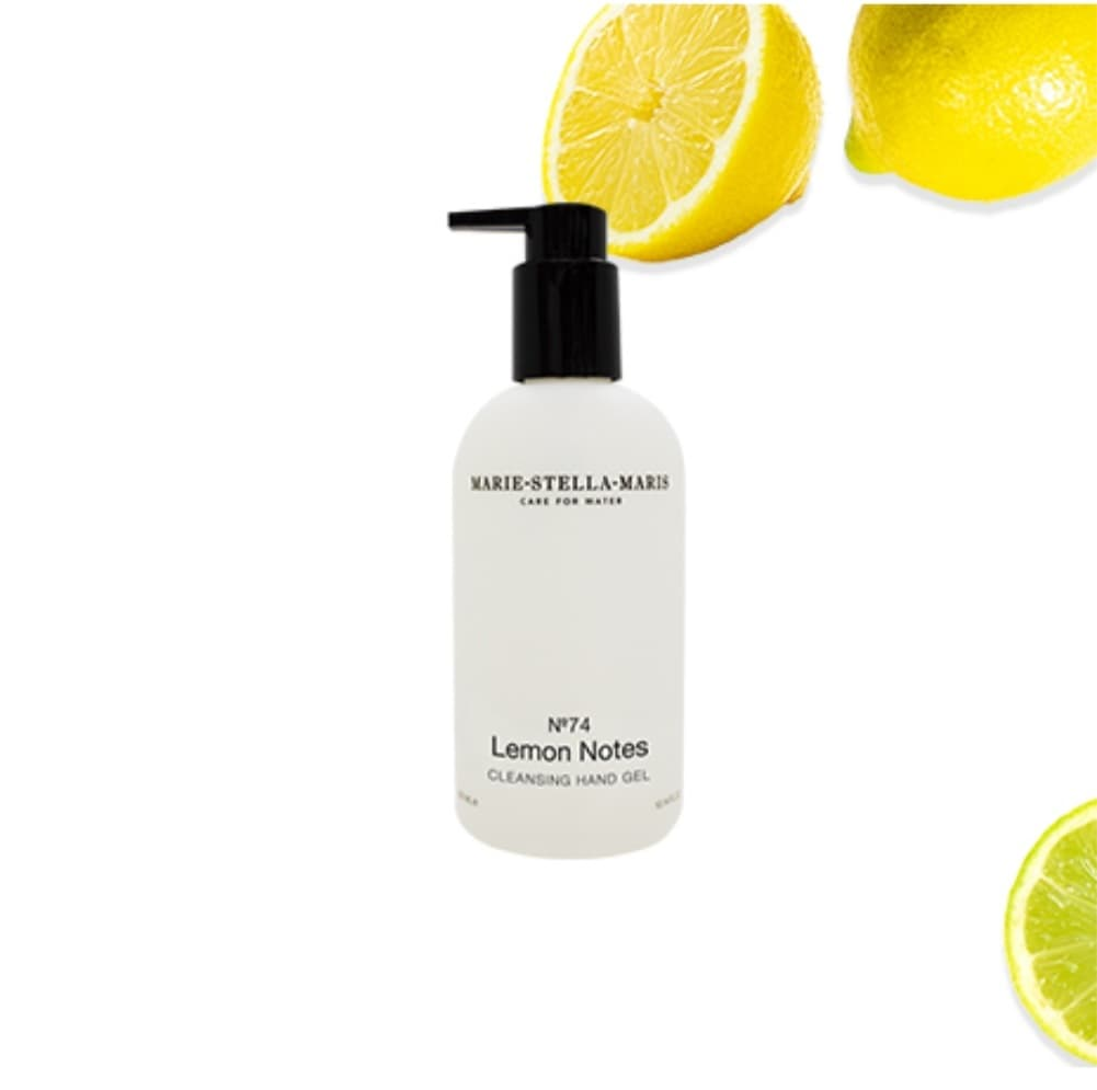 Cleansing Hand Gel   No.74 Lemon Notes