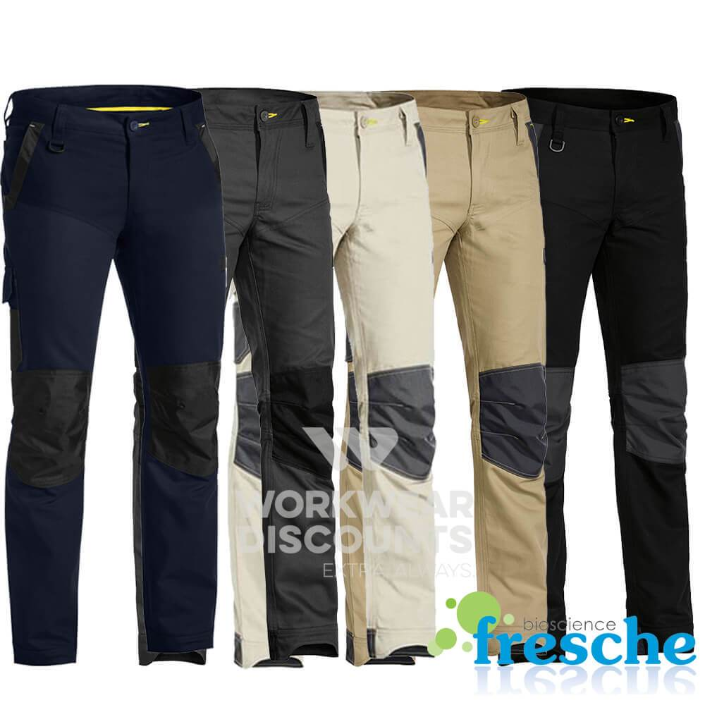 Bisley BPC6130 Flex and Move Stretch Cargo Pant