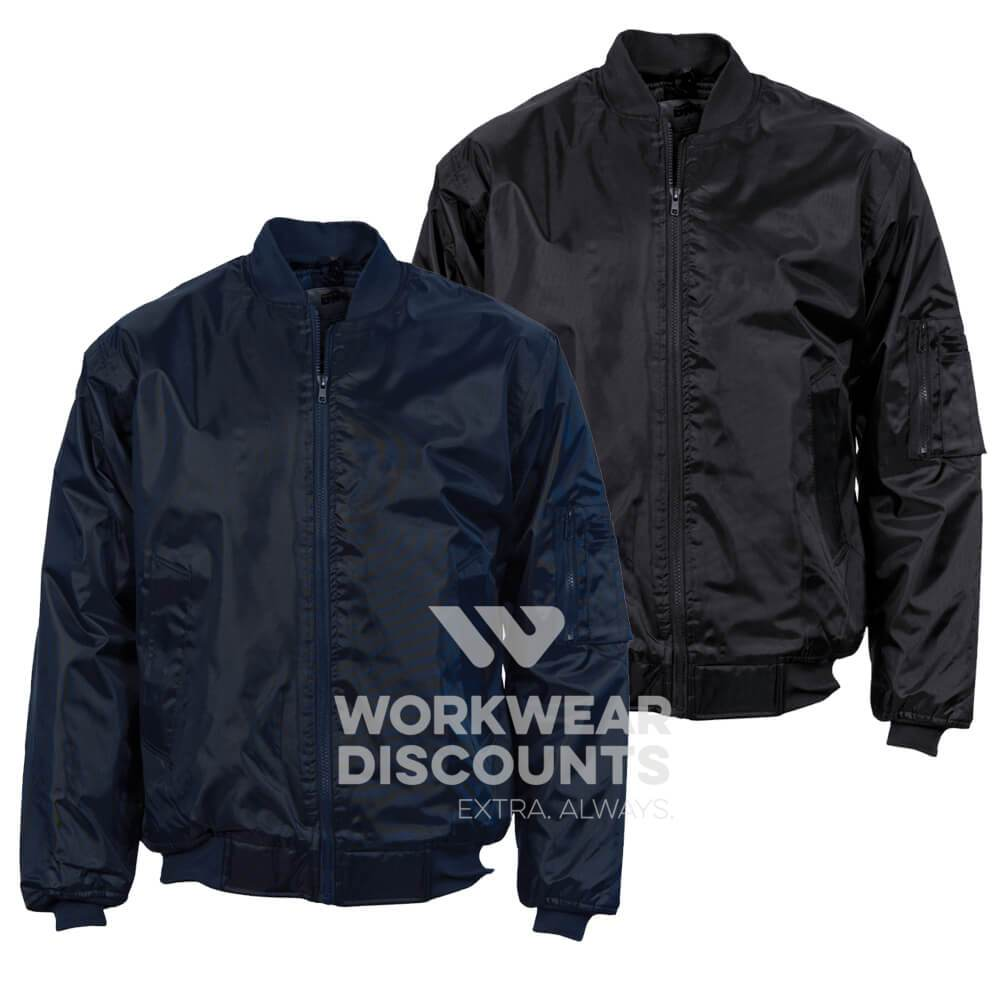 DNC 3605 Flying Jacket with Plastic Zip
