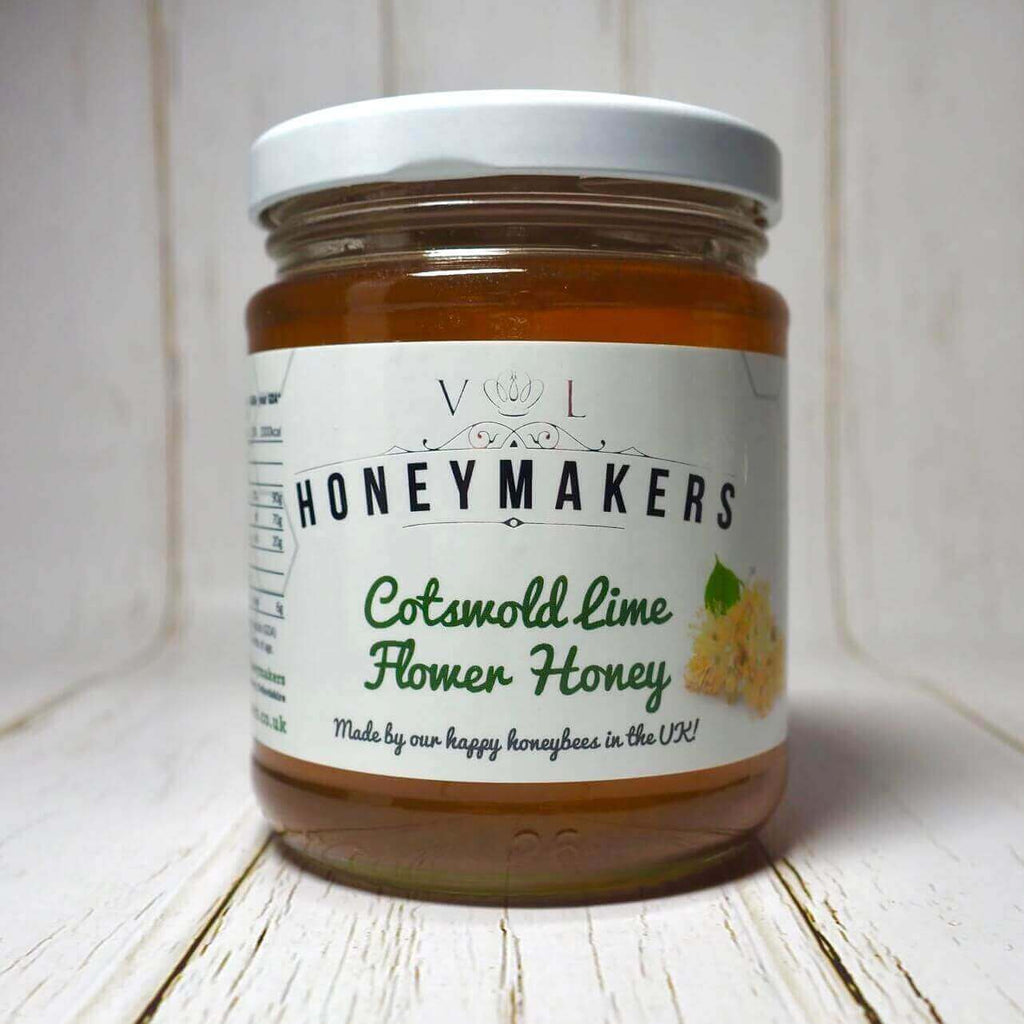 Cotswold lime flower honey single. 340g