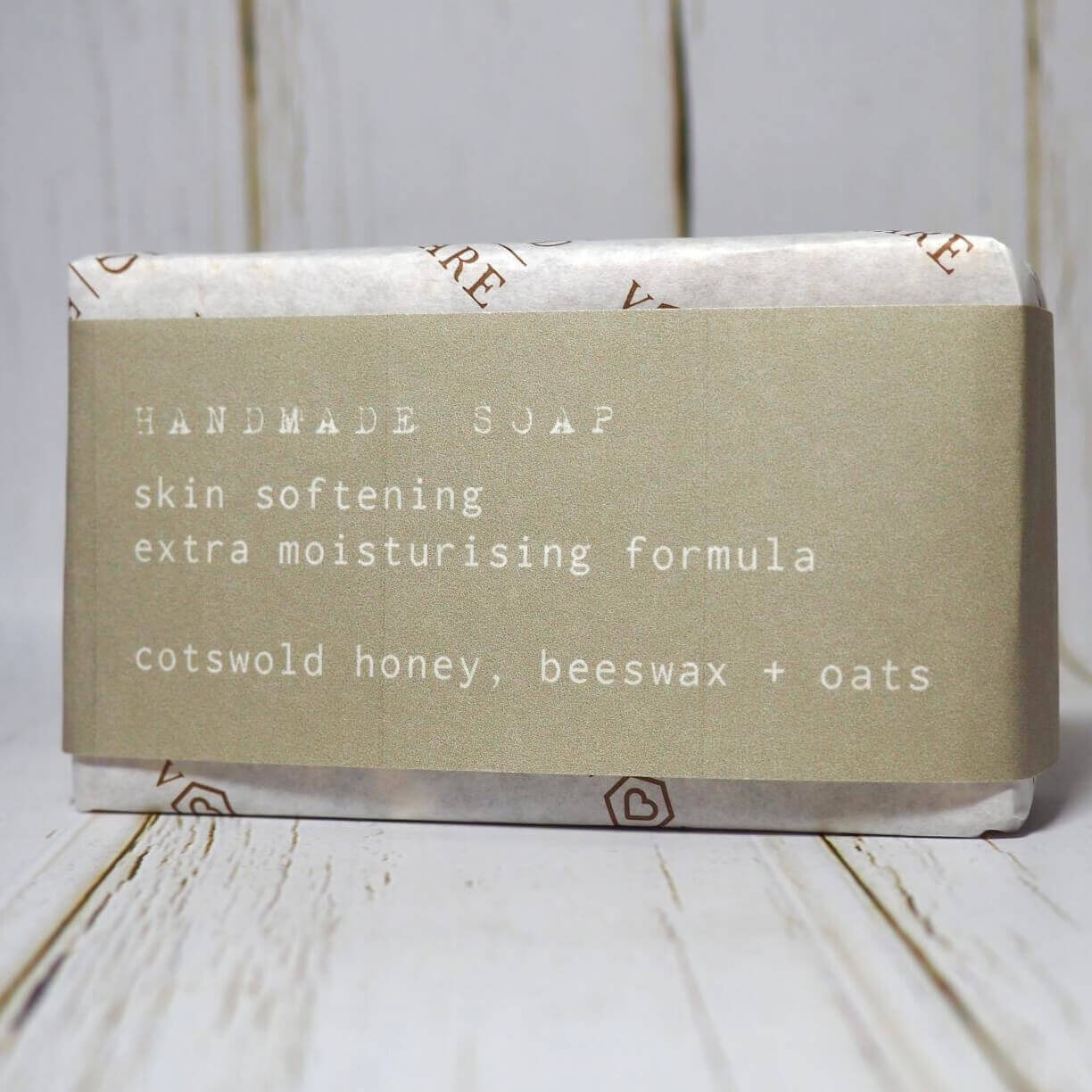 Honey & Oats Soap 130g
