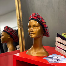 Load image into Gallery viewer, Tartan Beret