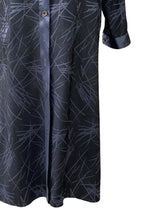 Load image into Gallery viewer, Long Printed Shirt - Blue
